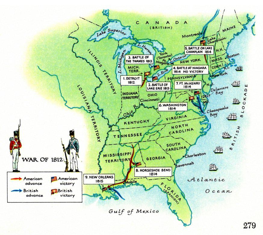 1812 1815 zweiter unabh ngigkeitskrieg usa gegen gb for Boden great britain