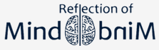 Reflection of mind online, Logo